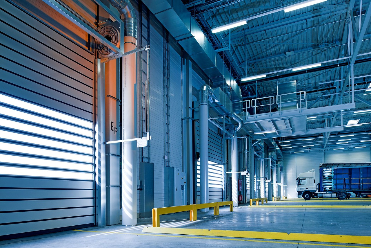 Emergent Energy Solutions - LED Lighting Industrial Food Production